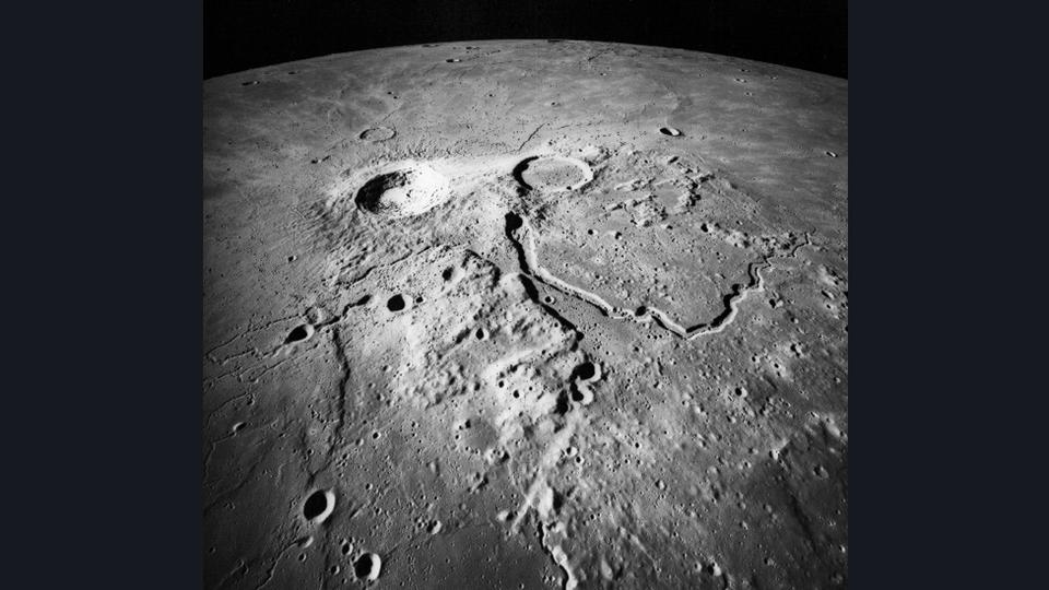 moon remote sensing